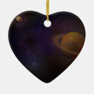 Deep Space Christmas Ornament