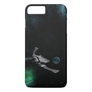 deep space exploration iPhone 7 plus case