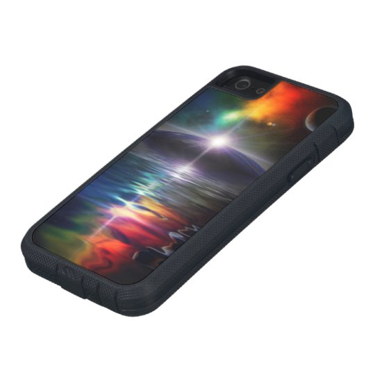 Deep Space Fantasy Tough Xtreme iPhone SE Case