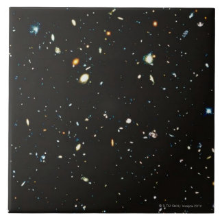 Deep Space Large Square Tile