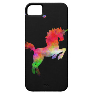 Deep Space Multi-hued Unicorn iPhone(5) CaseMate iPhone 5 Case