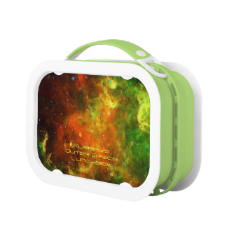 Deep space: North American and Pelican Nebulae Lunchbox