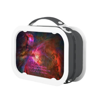 Deep space: Orion Nebula and Trapezium Stars Lunchboxes