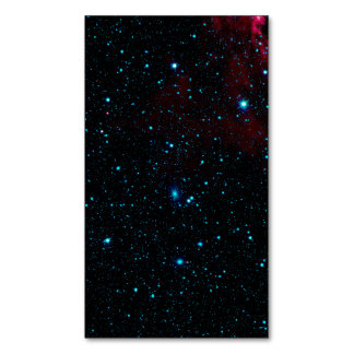 DEEP SPACE STAR EXPANSE ~.jpg Magnetic Business Cards