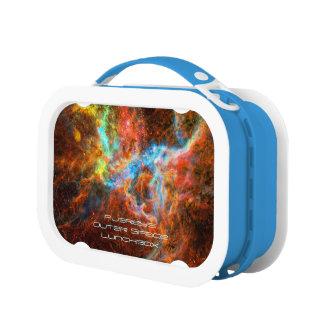 Deep space: Tarantula Nebula, Intriguing Astronomy Lunch Boxes