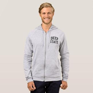 Deep State men's California hoodie