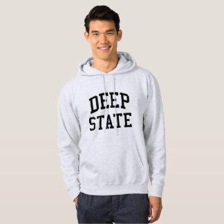 Deep State men's hoodie