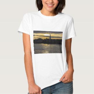 Deep Sunset T-shirts