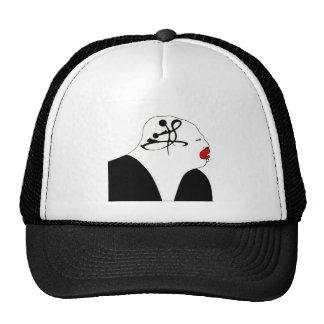 Deep Thinking Trucker Hats