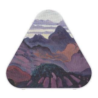 Deep Twilight, Pyrenees, c.1912-13 (oil on panel)