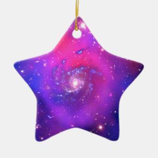 deep ultra space christmas ornaments