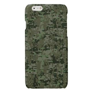 Deep Woods Digital Camo Background iPhone 6 Plus Case