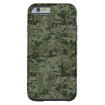 Deep Woods Digital Camouflage Camo Pattern