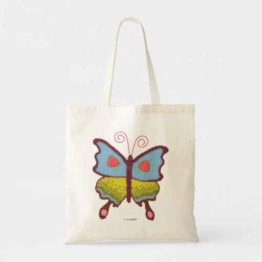 Deeper Arts Jelly Bean Butterfly Bag