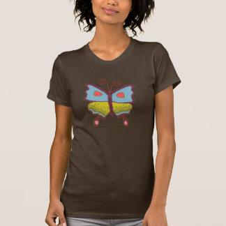 Deeper Arts Jelly Bean Butterfly Women's Shirt