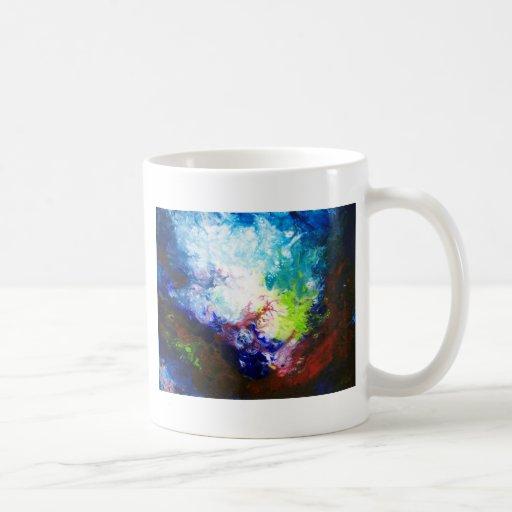 Deeper Current Coffee Mugs