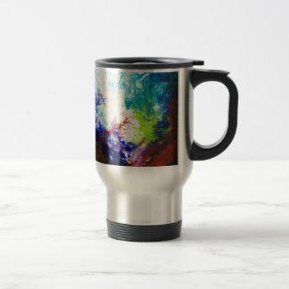 Deeper Current Stainless Steel Travel Mug