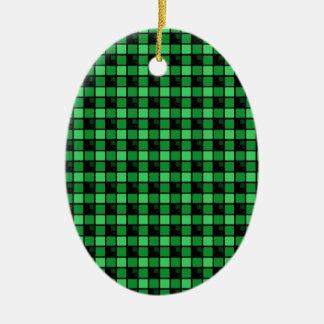 DeepGreen Christmas Ornament