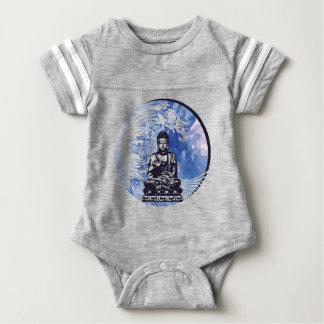 Deepwater Buddha Wave Baby Bodysuit