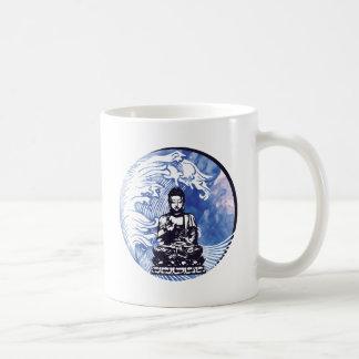Deepwater Buddha Wave Coffee Mug