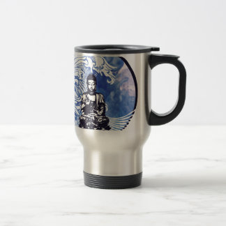 Deepwater Buddha Wave Travel Mug