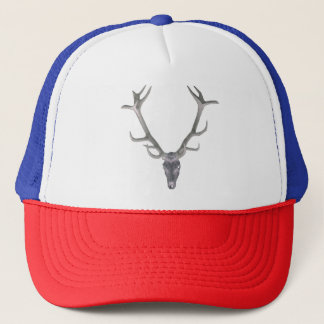 Deer Antler. Trucker Hat