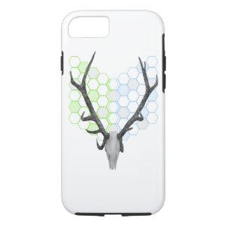 Deer Antlers Geometric Pattern iPhone 8/7 Case