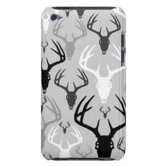 Deer Antlers Skull pattern iPod Case-Mate Cases