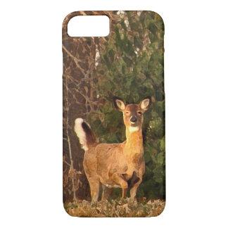 Deer at Sunrise Animal Wildlife iPhone 7 Case