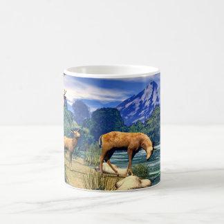 Deer at the River Mug