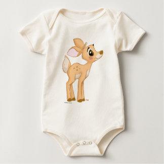 Deer Baby Bodysuit