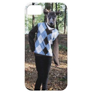 Deer boy iPhone 5 case