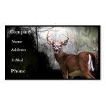 Deer Buck Business Card Customisable