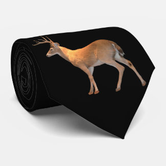 Deer (Buck) White-Tailed Tie