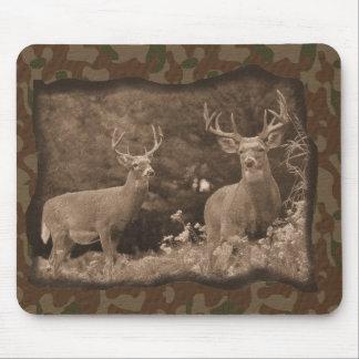 Deer Camo Mousepad
