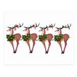 Deer Cheer Postcard