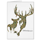 Deer Collection by GulfCoastCamo Card