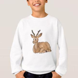 Deer - Coloured Sketch Sweatshirt