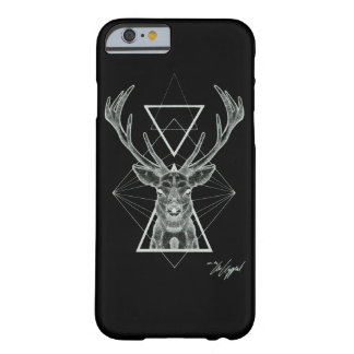 Deer Dotwork Barely There iPhone 6 Case
