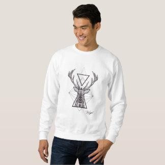 Deer Dotwork Sweatshirt