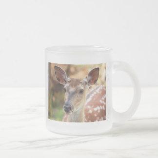 Deer Fawn Portrait Mug