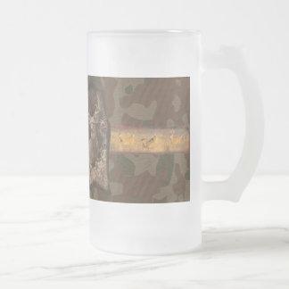 Deer Frosted Mug