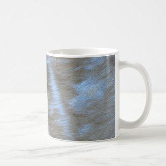 Deer Fur Basic White Mug