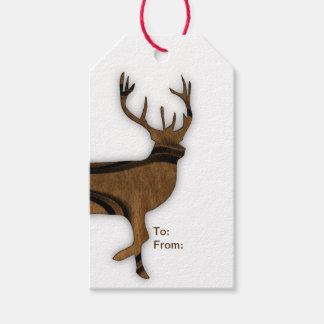 Deer Gift Tags