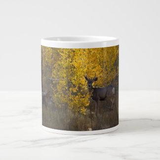 Deer - Grand Canyon National Park - Arizona Jumbo Mug