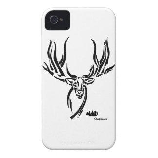 Deer Head Phonecase iPhone 4 Case-Mate Cases