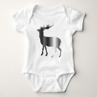 Deer hunter baby bodysuit
