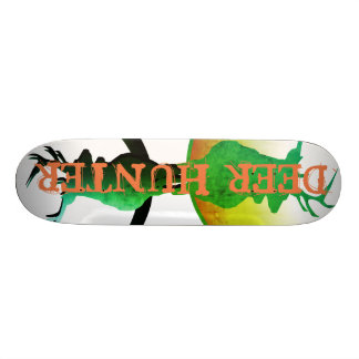 DEER HUNTER (GREEN) SKATEBOARD