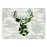 Deer Hunting Camo Buck