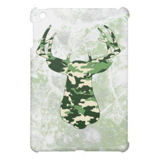Deer Hunting Camo Buck iPad Mini Case